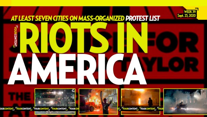 Mass Organized 'Protests' to Hit At Least SEVEN Cities Including DC, Seattle, Atlanta, Pittsburgh, Dallas, Ohio and Nashville