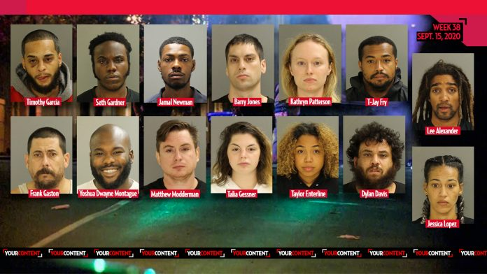 Pa. Judge Throws Book at THIRTEEN Antifa Rioters, $1 MILLION Bail EACH for Lancaster Riot