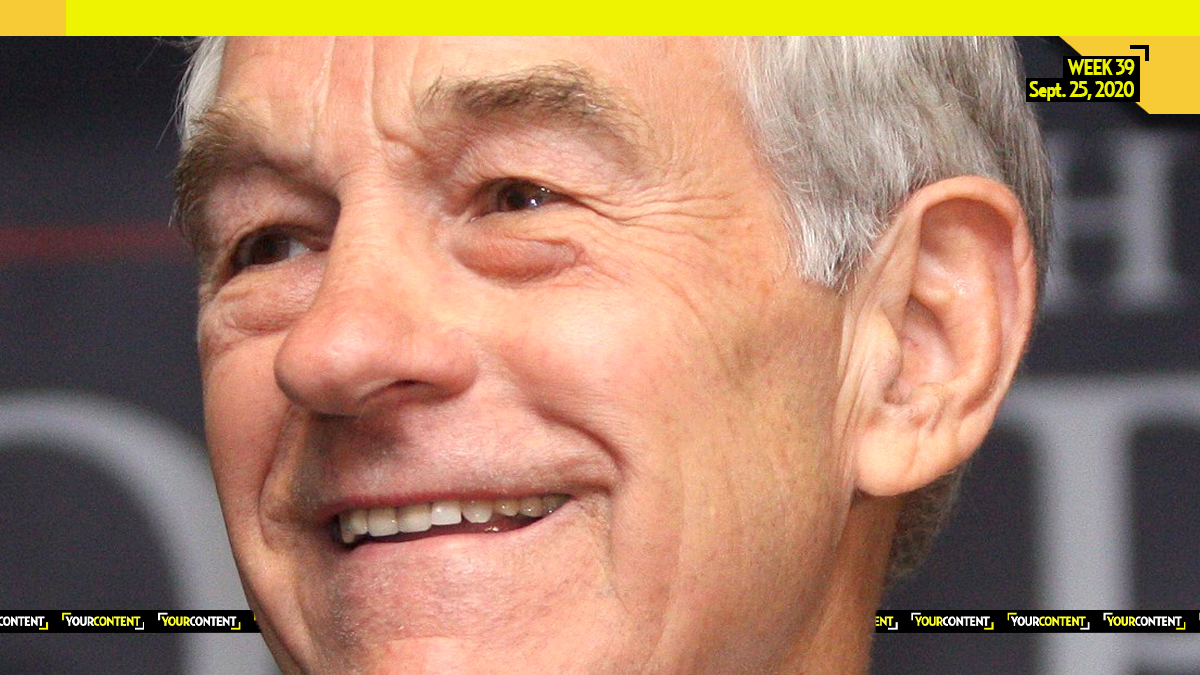 Ron Paul Suffers from Apparent STROKE During Livestream, Rushed to Hospital: Developing