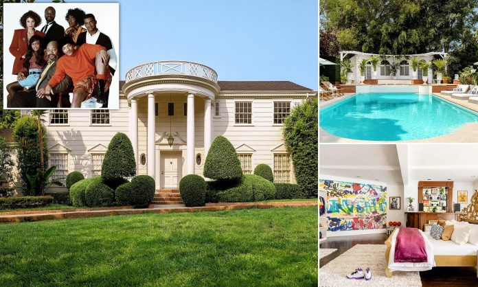 You can now stay in The Fresh Prince of Belair's gaff!
