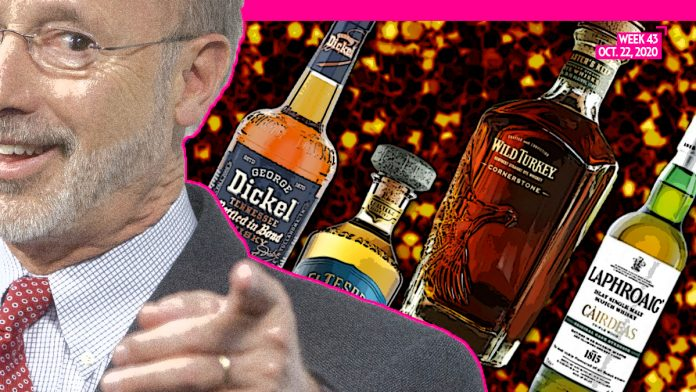 Pennsylvania Gov. Says Bars and Restaurants to Get FREE Liquor Licensing Due to COVID-19