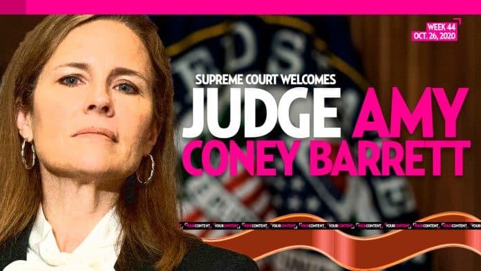 Senate Votes to Make Judge Amy Coney Barrett the Next Supreme Court Justice