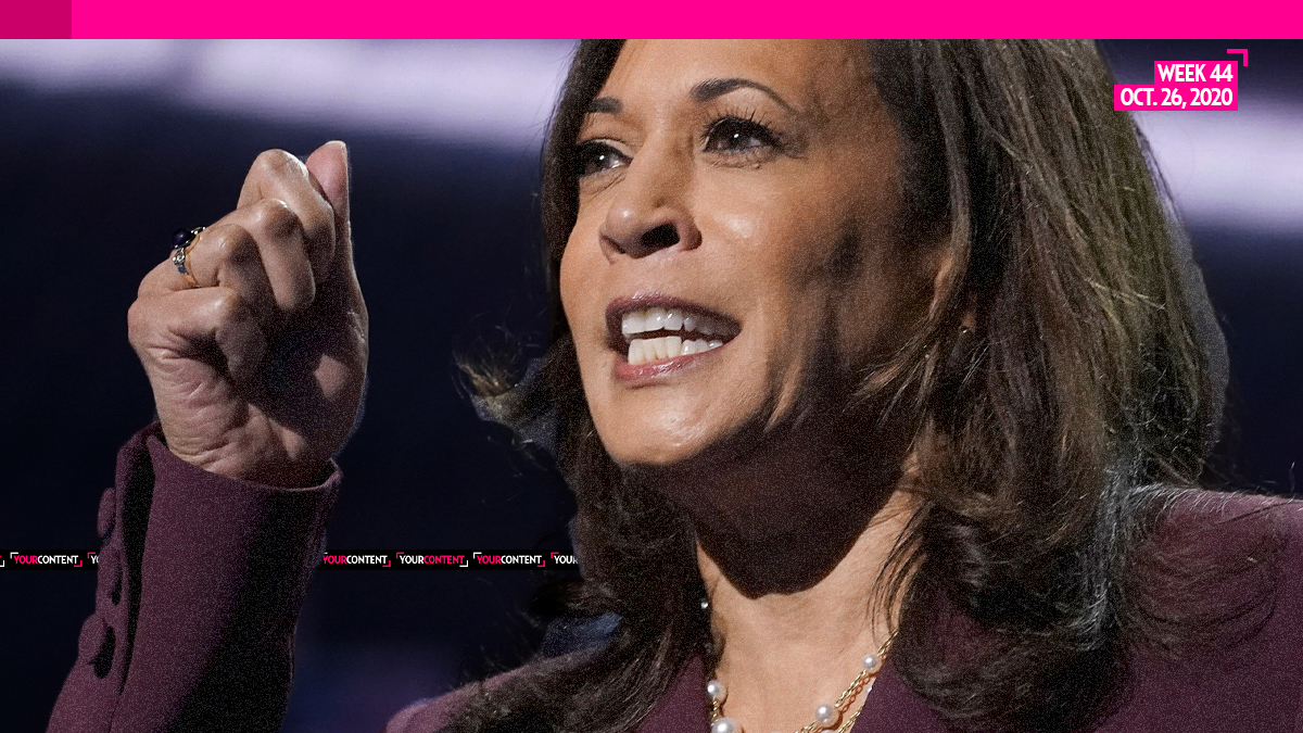 Kamala Harris Accused of Violating Election Laws After Stopping at Polling Place to Preach to Voters