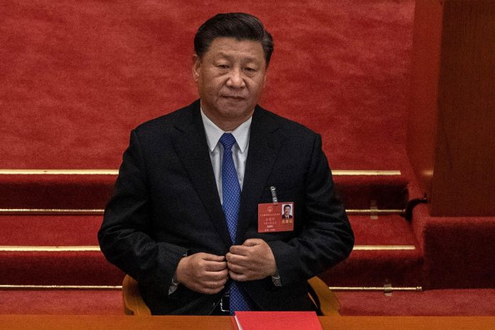 Chinese President Xi Jinping instructs troops to focus on 'preparing for war'