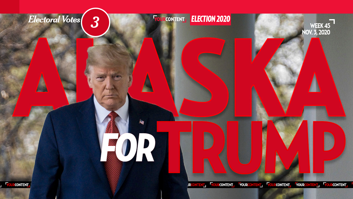 President Donald Trump Wins Alaska