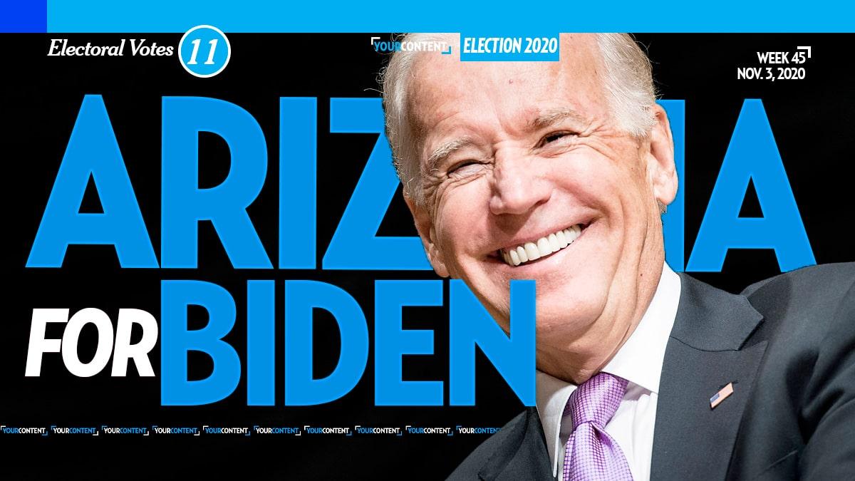 Joe Biden Wins Arizona