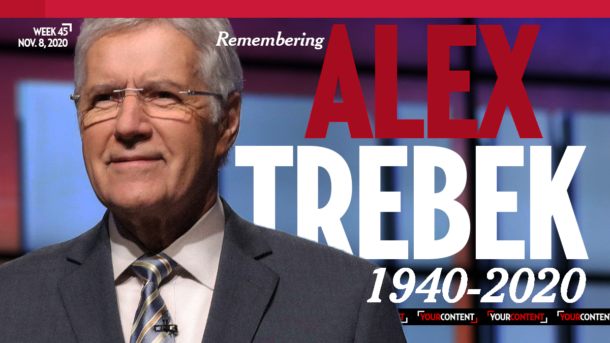 Alex Trebek, Host of 'Jeopardy' Has Died at Age 80