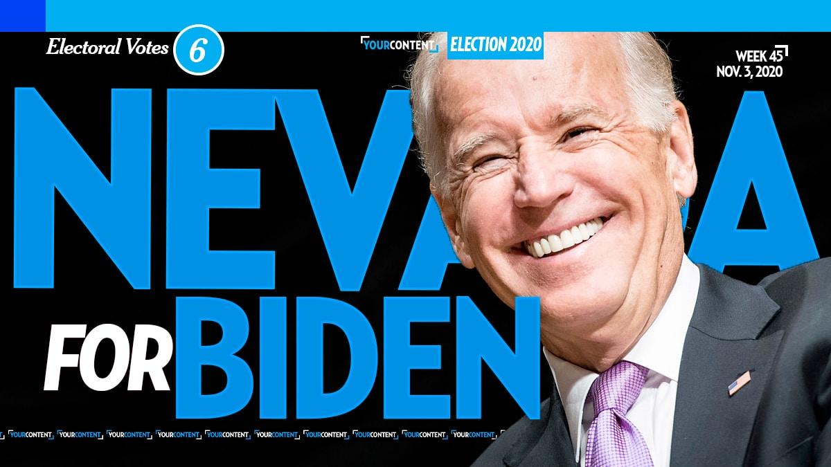 Joe Biden Wins Nevada