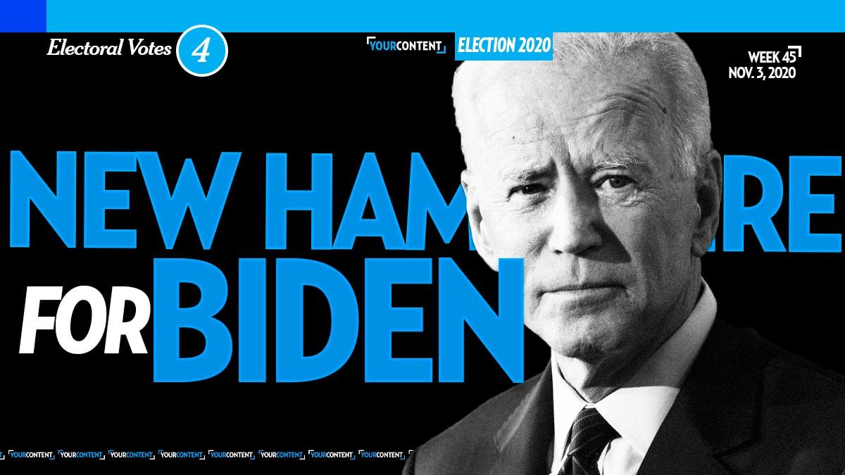 Joe Biden Wins New Hampshire