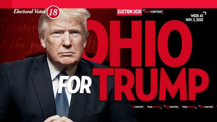 President Donald Trump Wins Ohio