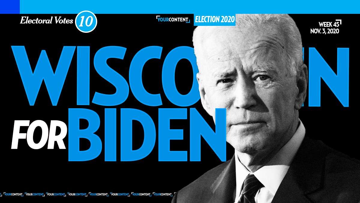 Joe Biden Wins Wisconsin