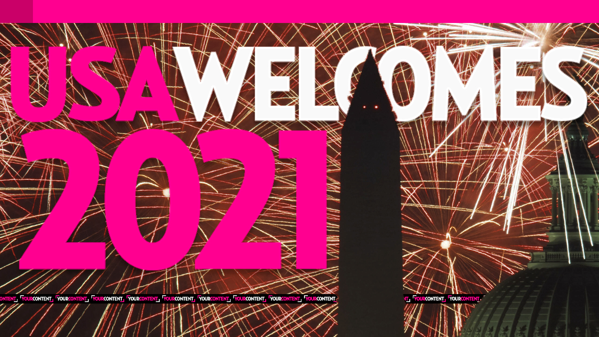 America Rings in 2021 as the Most Anticipated New Year in Modern History