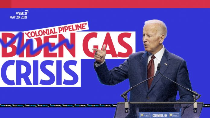 Biden Administration claims 'Americans are paying less for gas' than they have 'over the 15 years'