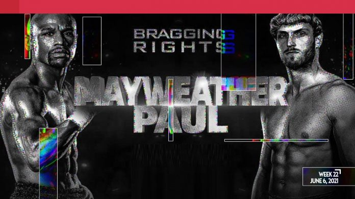 Floyd Mayweather Defeats YouTube Personality Logan Paul in 'Showmanship' PPV Match