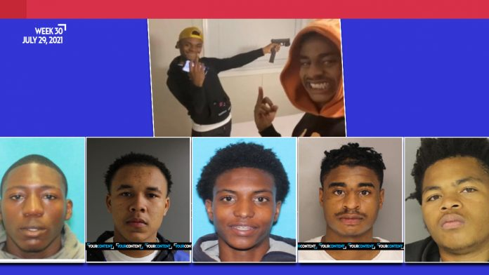 Cops bust Delco dimwits who touted guns and apparent gang status on social media