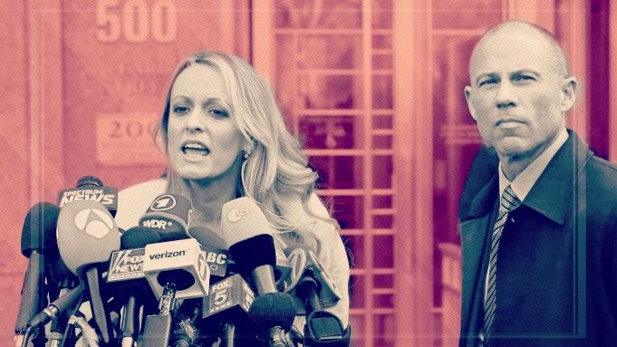 Macho #MeToo minion Michael Avenatti cheats justice with mistrial in Cali case