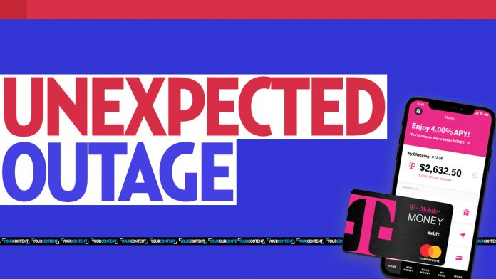 T-Mobile Money online banking down in unexpected outage amid data dump pandemic