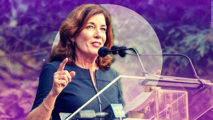 #MeToo circus rids New York of Mayor Cuomo, replaces him with female Gov. Kathy Hochul