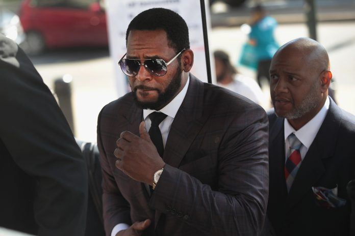 R. Kelly judge slammed by members of legal community: 'I want some of what she's smoking'
