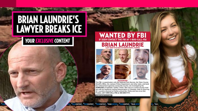 Brian Laundrie's attorney says he hasn't seen fugitive fiancè since 'years' ago